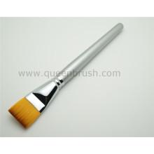 Custom Silver Makeup Foundation Brush Facial Mask Brush