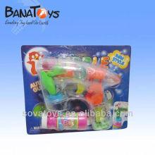 923060024 Flashing bubble shooter gun toy for kids