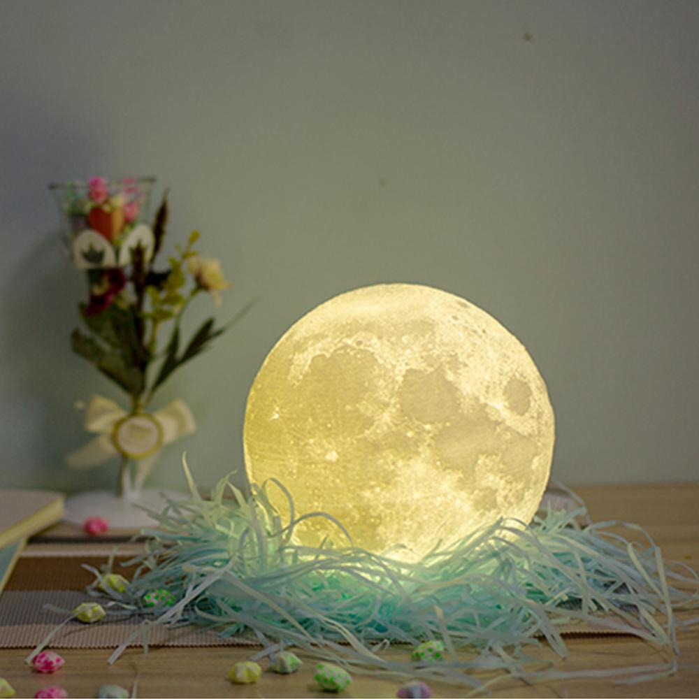 Moon Lamp 3D-utskrift