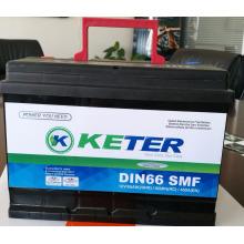 Batteries de voiture scellées sans entretien 30H115 R / L MF SMF