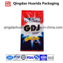 Custom Back Sealed Gusset Washing Powder Packaging Bag