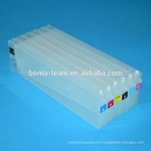 Cartucho de tinta do reenchimento de 6 cores para a microplaqueta do reenchimento da tinta da impressora de Roland VS420 VS540 VS640 com microplaqueta do ARCO