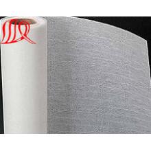 Tapete de fibra de vidro picado
