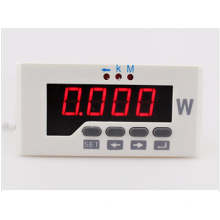 48*96mm Factory Price Three-Phase LED Display Digital Active Power Meter