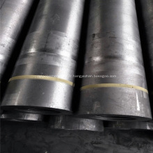 Electrode en graphite réfractaire de bonne conductivité à vendre