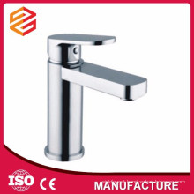 plumbing material water mixer single lever modern basin faucet