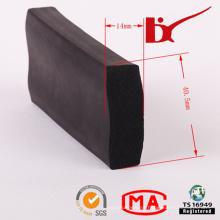 Wear Resistance EPDM Door Rubber Profile