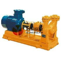Pompe à huile centrifuge monocellulaire série Ay