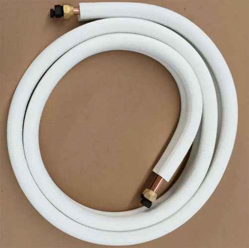 Insulated copper aluminum connection kit