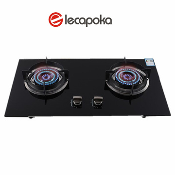 Gas Hob With Ignition Wire