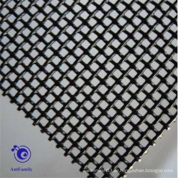 Edelstahl-Maschendraht-Quadratöffnungs-Diamantmasche