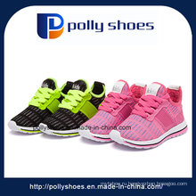 2016 Мода Дети Холст обувь девушки обувь