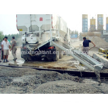 YHZS30 lightweight portable concrete mixing/batching plant-30m3/h