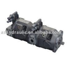 Pompe à piston tandem hydraulique Rexroth A10VO et A10VSO
