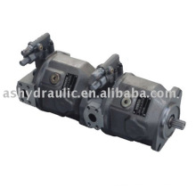 Rexroth A10VO and A10VSO hydraulic tandem piston pump