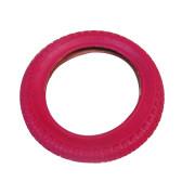Pink Bike Rubber Wheel (ABW-017)
