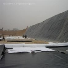 Membrana de geotextil Terram 600G / M2 de poliéster no tejido