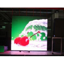 Die-Casting Rental Stage LED Screen , Full Color Indoor LED
