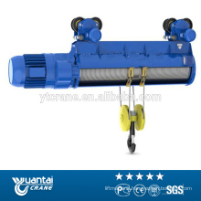 Double speed hoist 15t