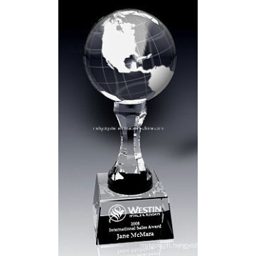 Global Spirit Crystal Award Nu-Cw820