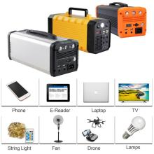Outdoor Solar Generator Mobile Lithium Battery Pack