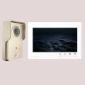 Interphone vidéo de sécurité à domicile avec vision nocturne de 7 pouces