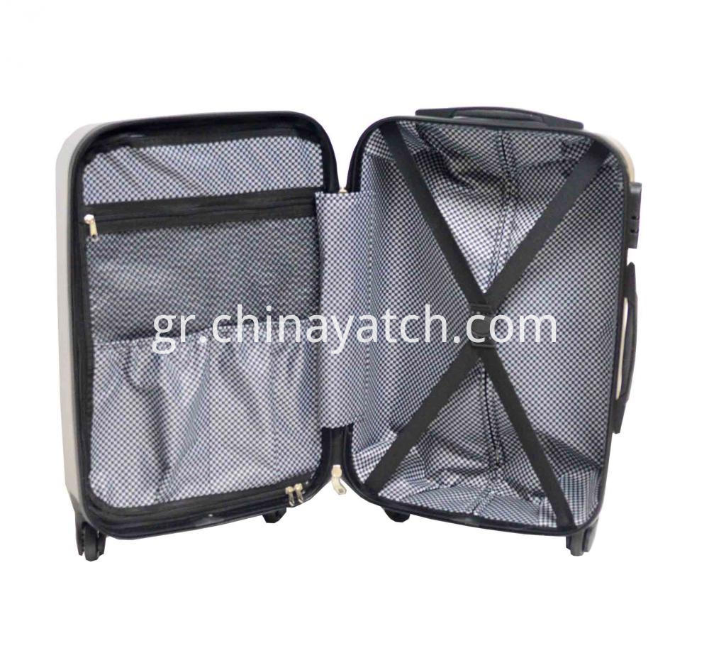 Aluminum Trolley Luggage
