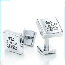 PriceList for for Custom Cufflinks for Men Good Quality Men's Custom Metal Cufflinks supply to India Manufacturers