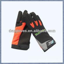 Custom mechanical safety gloves