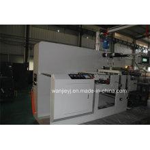 Maior corte de etiqueta giratória de alta velocidade e máquina de corte
