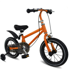 New Kids Bikes Side Wheels Bycicle