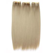 Qingdao Topbon Human Hair Virgin Hair Remy Hair Extension Straight Bundle Hair Weft