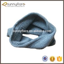 bufanda hecha punto círculo del calentador del cuello de la cachemira barata