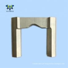 Peça cnc em aço inoxidável de precisão profissional