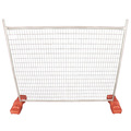 Mobile Protect Galvanized  Temporary Fence Panel Fence