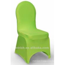 couverture de chaise de banquet, couverture de chaise de lycra, chaux CTS802, adapté pour toutes les chaises