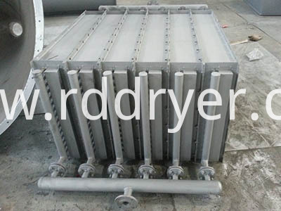 Stainless Air Fin Condenser