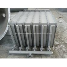 intercambiador de calor de tubo aleteado