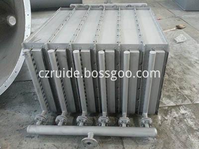 Copper Tube Fin Radiator Fan Motor