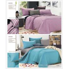 Комплект постельного белья хлопка 100% хлопка красочный