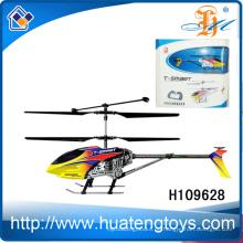 Heißer Verkauf 3 Kanäle Legierung Nitro rc Hubschrauber für Verkauf rc Hubschrauber H109628