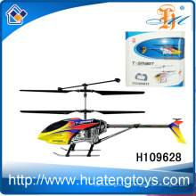 Hot sale 3 channels alloy nitro rc helicopters for sale rc helicopter H109628