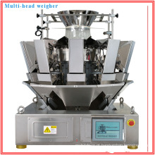 Máquina de medição / pesagem automática de 10 cabeças
