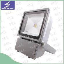 100W радиатор ласты светодиодный прожектор