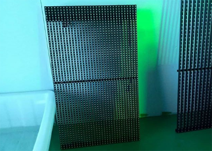 LED mesh screen panel