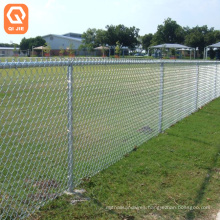 ASTM A392 wholesale 8 foot galvanized  gates fittings post 36 inch chain link fence for motor pools
