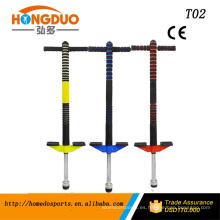 pogo de alta resistencia a la tracción pogo / saltar pogo palo con CE aprobado / caucho pogo salto palo