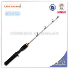 ICR050 graphite canne à pêche blanc canne à pêche weihai oem carbone glace canne à pêche