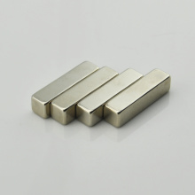 Cheap for Rectangular Magnets N35 sintered neodymium Ndfeb bar magnet supply to Maldives Exporter