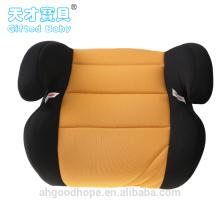 Asiento de coche del aumentador de presión / apoyo del bebé / asiento de coche de bebé para el niño 3-12 años